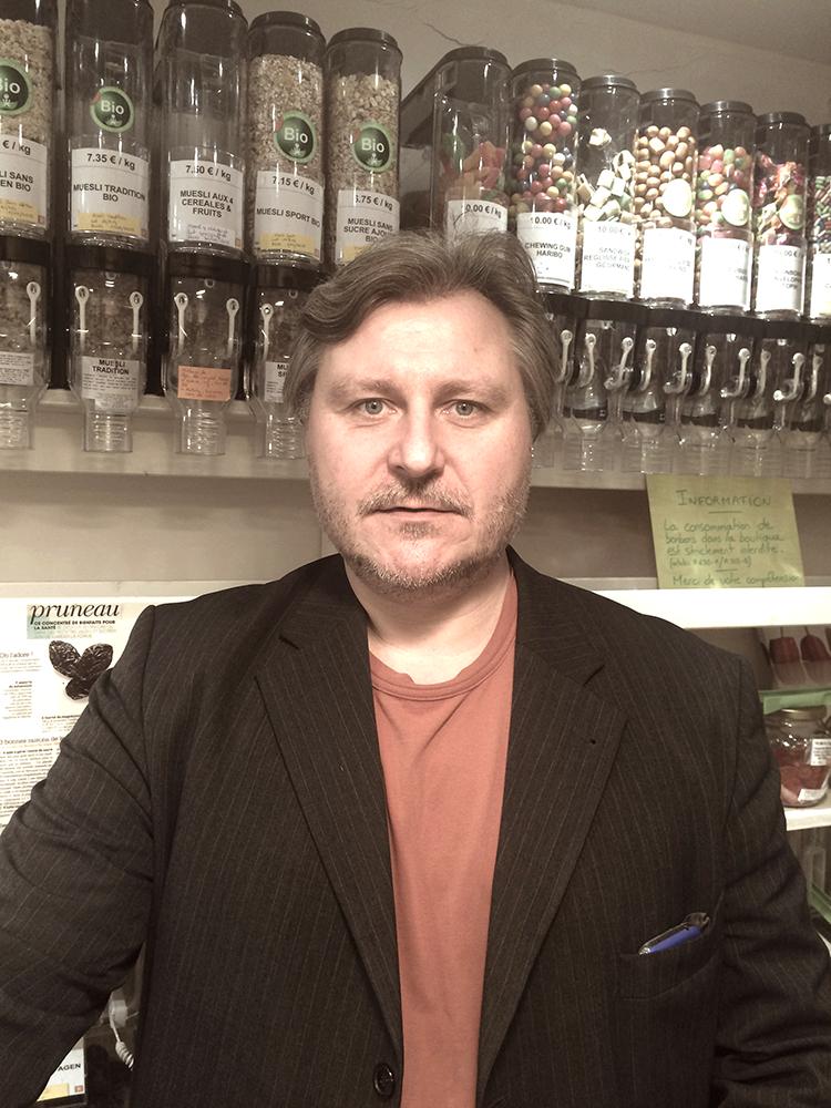 David Onraita, co-fondateur de day by day mon épicerie en vrac !