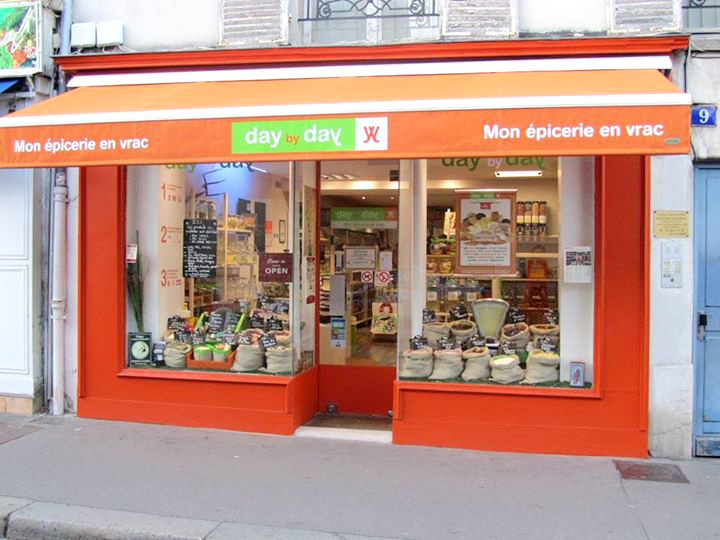 Boutique day by day mon épicerie en vrac en centre ville