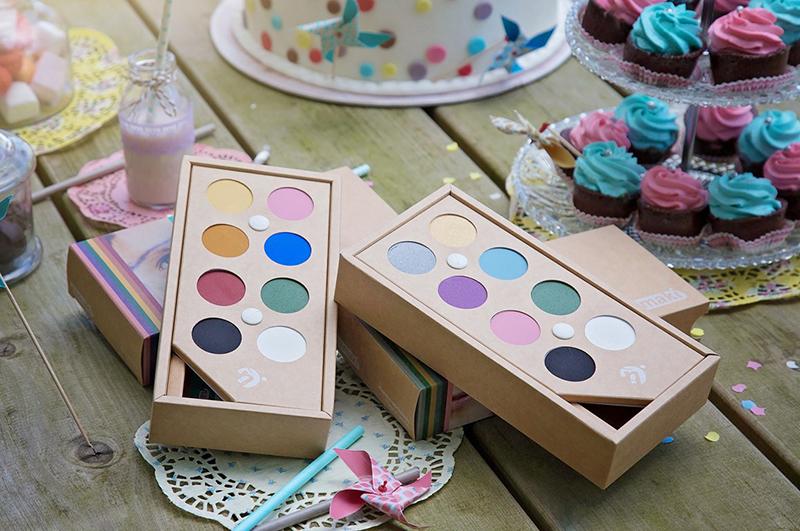Namaki, maquillage bio pour enfants