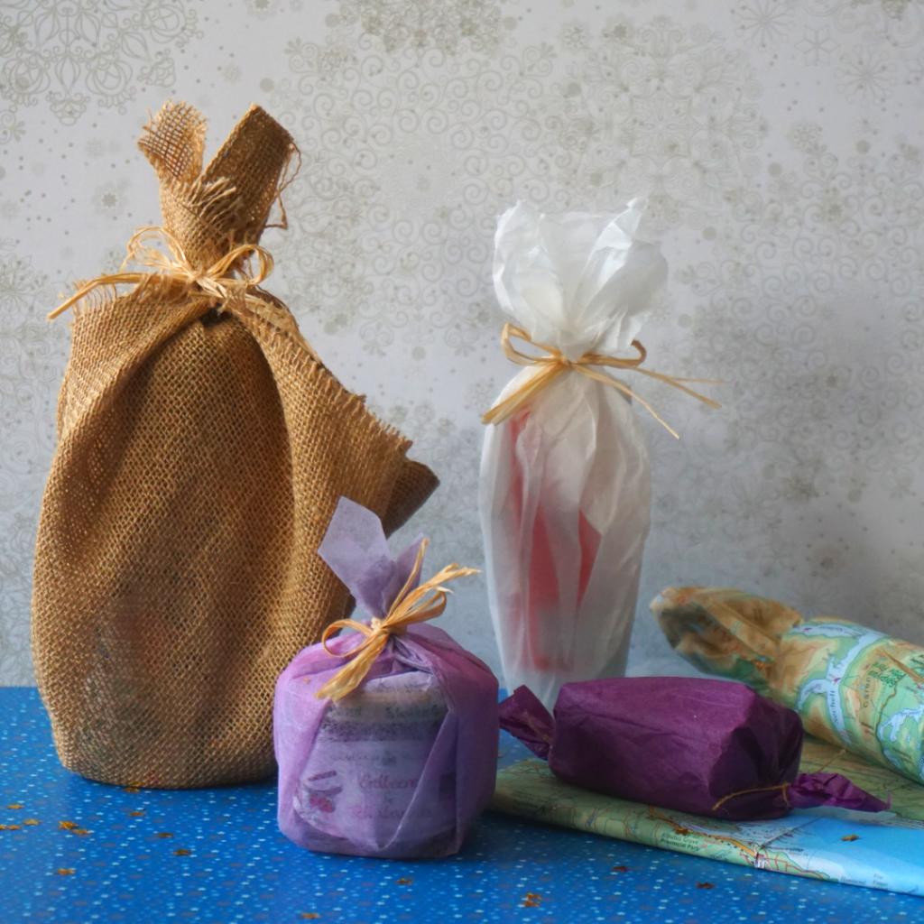 3 décémbre Emballage cadeaux récup echosverts (1)