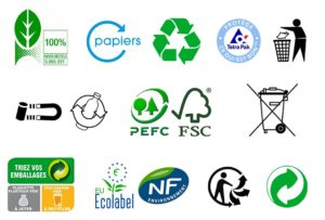 logos recyclage