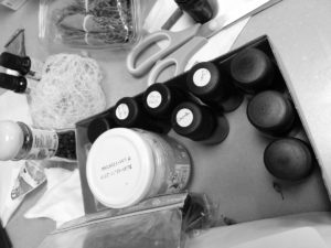 Le projet de Laury avec les huiles essentielles en milieu hospitalier.