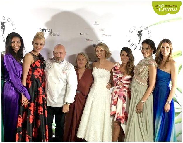 Gala des Bonnes Fées, l'association des Miss France