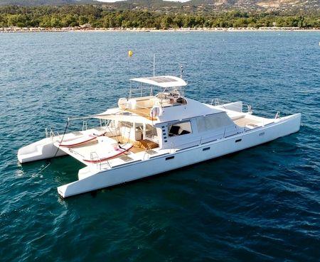 Tivicat, le catamaran pro #petitsgestes pour l'environnement !