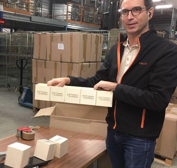 Notre boîte en bois made in France de nos super Kits Eco Belle, Eco Chou et Eco Net !