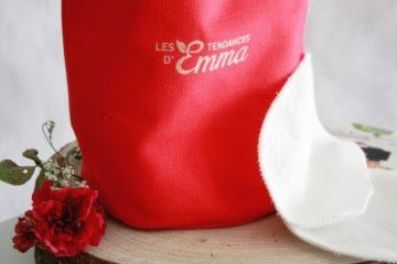 Kit Eco Belle Trousse Rouge Framboise